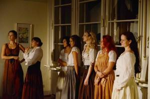 Viel Lärm um Nichts im Schloß Püchau 2014 Danke an TheaterPack